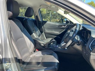 2016 Mazda 3 BN5478 Touring SKYACTIV-Drive Silver 6 Speed Sports Automatic Hatchback