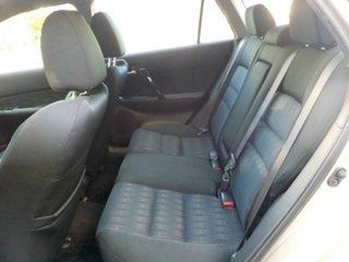 2007 Mazda 6 GG 05 Upgrade Classic Silver 5 Speed Auto Activematic Sedan