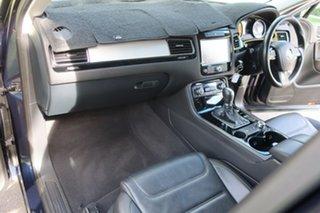 2014 Volkswagen Touareg 7P MY14 150TDI Tiptronic 4MOTION Blue 8 Speed Sports Automatic Wagon