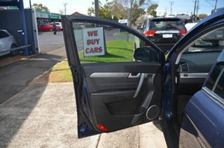 2016 Holden Captiva CG MY17 Active 5 Seater Blue 6 Speed Automatic Wagon