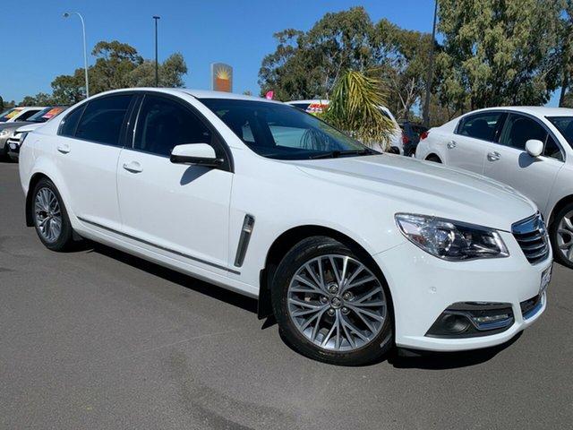 Used Holden Calais VF II MY16 Bunbury, 2016 Holden Calais VF II MY16 White 6 Speed Sports Automatic Sedan