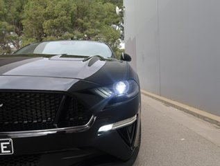 2018 Ford Mustang FN 2018MY GT Fastback SelectShift Black 10 Speed Sports Automatic Fastback