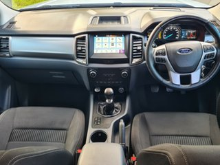 2018 Ford Ranger PX MkII 2018.00MY XLT Double Cab 4x2 Hi-Rider White 6 Speed Manual Utility