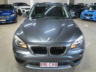 2014 BMW X1 E84 LCI MY1113 sDrive18d Steptronic Grey 8 Speed Sports Automatic Wagon.