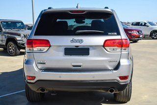 2019 Jeep Grand Cherokee WK MY19 Limited Silver, Chrome 8 Speed Sports Automatic Wagon
