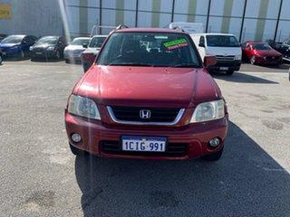 2000 Honda CR-V (4x4) Sport Red 4 Speed Automatic 4x4 Wagon.