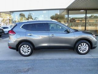 2017 Nissan X-Trail T32 ST-L 7 Seat (FWD) Grey Continuous Variable Wagon