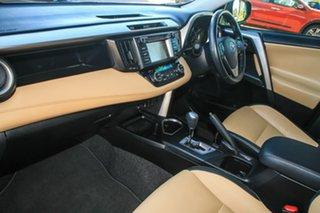 2018 Toyota RAV4 ASA44R Cruiser AWD Black/blkt 6 Speed Sports Automatic Wagon
