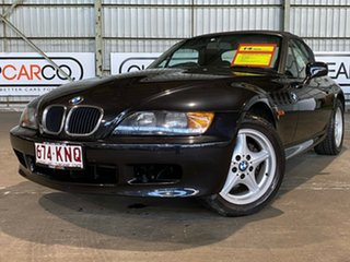 1997 BMW Z3 E36-7 Black 5 Speed Manual Roadster.