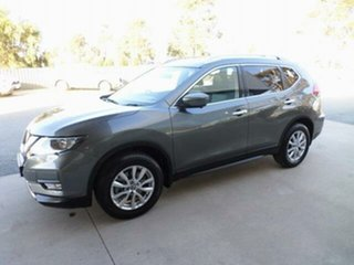 2017 Nissan X-Trail T32 ST-L 7 Seat (FWD) Grey Continuous Variable Wagon.