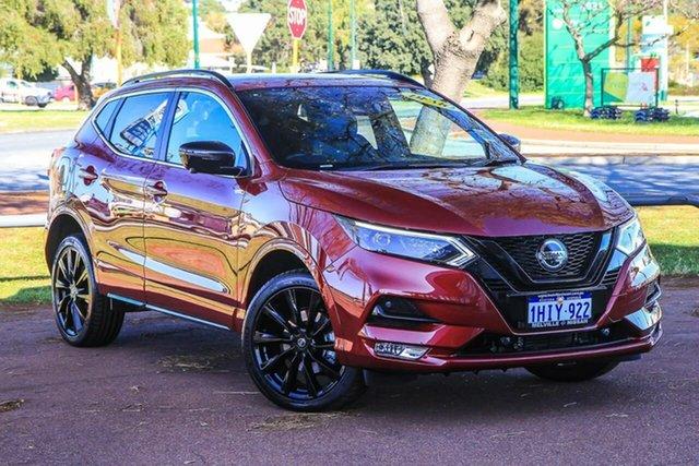 Demo Nissan Qashqai J11 Series 3 MY20 Midnight Edition X-tronic Melville, 2020 Nissan Qashqai J11 Series 3 MY20 Midnight Edition X-tronic Magnetic Red 1 Speed