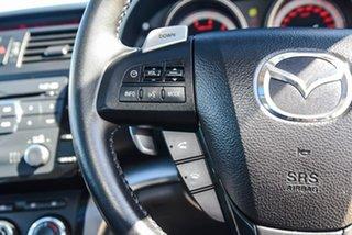 2010 Mazda 6 GH1052 MY10 Luxury Sports Grey 5 Speed Sports Automatic Hatchback