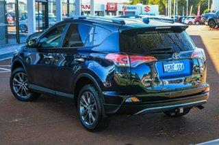 2018 Toyota RAV4 ASA44R Cruiser AWD Black/blkt 6 Speed Sports Automatic Wagon.