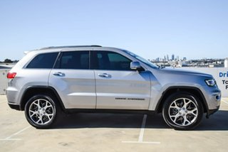 2019 Jeep Grand Cherokee WK MY19 Limited Silver, Chrome 8 Speed Sports Automatic Wagon.
