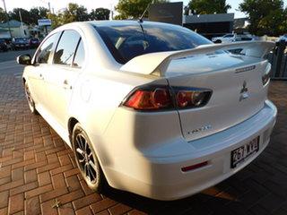 2016 Mitsubishi Lancer CF MY16 ES Sport White 6 Speed Constant Variable Sedan