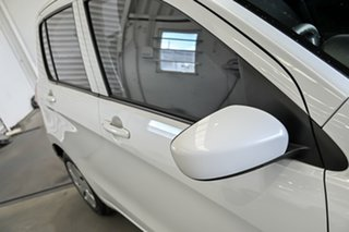 2016 Suzuki Celerio LF White 1 Speed Constant Variable Hatchback.