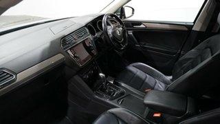 2018 Volkswagen Tiguan 5N MY18 132TSI Comfortline DSG 4MOTION Allspace Black 7 Speed