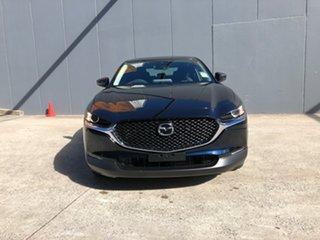 2021 Mazda CX-30 DM2W7A G20 SKYACTIV-Drive Evolve Deep Crystal Blue 6 Speed Sports Automatic Wagon.