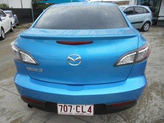 2010 Mazda 3 BL10F1 MY10 Maxx Activematic Blue 5 Speed Sports Automatic Sedan