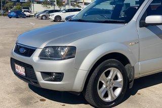 2009 Ford Territory SY MkII TX (4x4) Silver 6 Speed Auto Seq Sportshift Wagon.