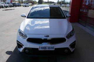 2018 Kia Cerato BD MY19 Sport White 6 Speed Sports Automatic Sedan