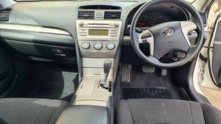 2008 Toyota Aurion GSV40R AT-X White 6 Speed Auto Sequential Sedan