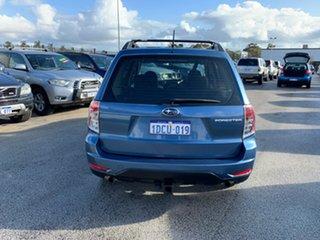 2009 Subaru Forester MY09 X Blue 4 Speed Auto Elec Sportshift Wagon