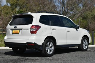 2015 Subaru Forester S4 MY15 2.5i-L CVT AWD White 6 Speed Constant Variable Wagon