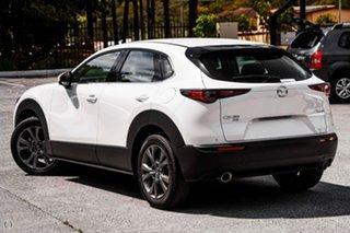 2021 Mazda CX-30 DM4WLA X20 SKYACTIV-Drive i-ACTIV AWD Astina White 6 Speed Sports Automatic Wagon