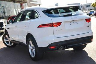 2017 Jaguar F-PACE X761 MY17 Prestige White 8 Speed Sports Automatic Wagon.