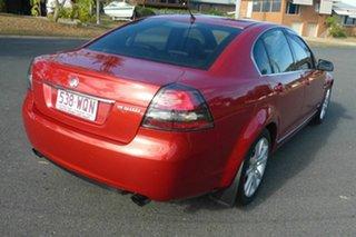 2011 Holden Calais Red Automatic Sedan.