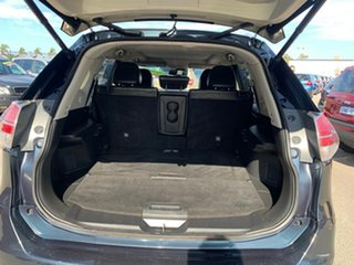 2014 Nissan X-Trail T32 TL (FWD) Blue Continuous Variable Wagon