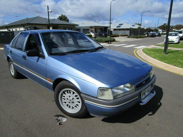 Used Ford Falcon ED GLi Glenelg, 1993 Ford Falcon ED GLi Blue 4 Speed Automatic Sedan