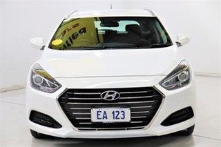 2017 Hyundai i40 VF4 Series II MY17 Active Tourer White 7 Speed Auto Dual Clutch Wagon.