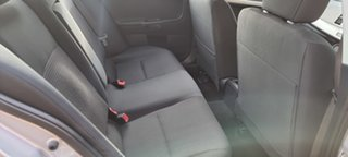 2007 Mitsubishi Lancer CJ MY08 ES Silver 6 Speed Constant Variable Sedan