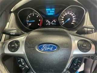 2011 Ford Focus LW Trend Silver 6 Speed Automatic Sedan
