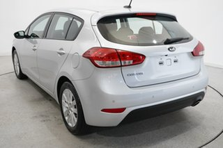 2015 Kia Cerato YD MY15 S Premium Silver 6 Speed Sports Automatic Hatchback.