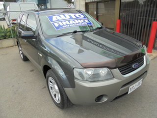 2007 Ford Territory SY TX AWD Grey 6 Speed Sports Automatic Wagon