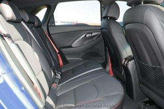 2021 Hyundai i30 PD.V4 MY21 N Line D-CT Premium Intense Blue 7 Speed Sports Automatic Dual Clutch