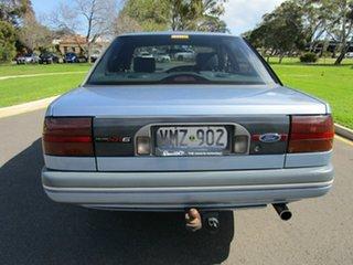 1993 Ford Falcon ED GLi Blue 4 Speed Automatic Sedan