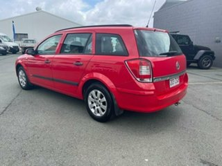 2009 Holden Astra AH MY09 CD Red 4 Speed Automatic Wagon