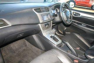2014 Nissan Pulsar B17 TI Silver 1 Speed Constant Variable Sedan