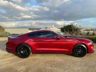 2018 Ford Mustang FN 2019MY GT Red 6 Speed Manual Fastback.