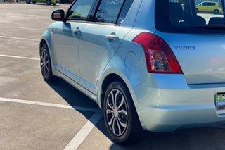 2009 Suzuki Swift EZ 07 Update Blue 4 Speed Automatic Hatchback