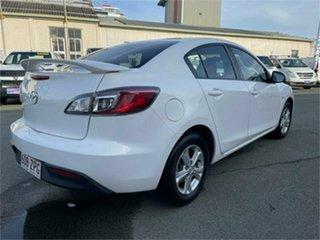 2011 Mazda 3 BL 10 Upgrade Maxx White Automatic Sedan.