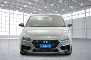 2019 Hyundai i30 PDe.3 MY19 N Fastback Performance Grey 6 Speed Manual Coupe.