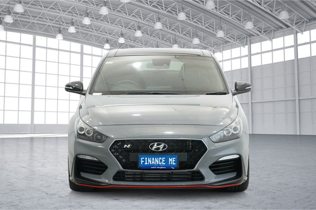 Used Hyundai i30 PDe.3 MY19 N Fastback Performance Victoria Park, 2019 Hyundai i30 PDe.3 MY19 N Fastback Performance Grey 6 Speed Manual Coupe