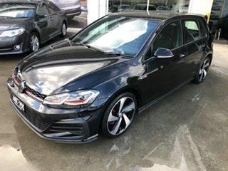 2017 Volkswagen Golf 7.5 MY18 GTI DSG Black 6 Speed Sports Automatic Dual Clutch Hatchback.