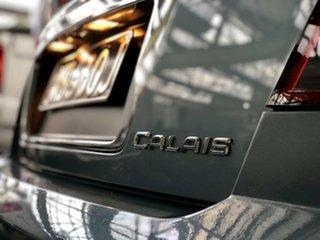 2005 Holden Calais VZ Grey 5 Speed Sports Automatic Sedan