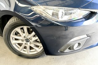 2015 Mazda 3 BM5278 Maxx SKYACTIV-Drive Blue 6 Speed Sports Automatic Sedan.